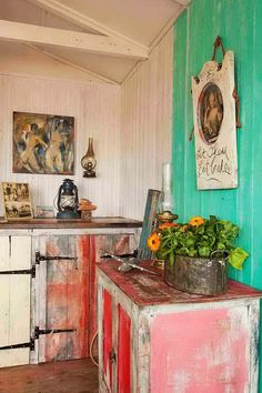 #shabby   #kitchen