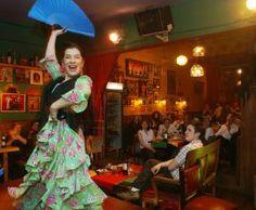Flamenco Dancing in Spain: Flamenco Show at Torres Bermejas in Madrid