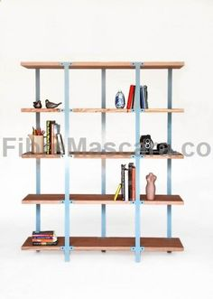 Shelves by Henry Pilcher