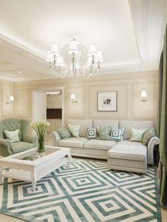 Decor Home Living Room, Elegant Living Room, Living Room Colors, Living Room Sets, Living Room Interior, Living Room Designs, Home Decor, Room Design Bedroom, Home Room Design