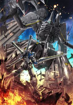 Arte Gundam, Gundam Art, Blood Orphans, Gundam Iron Blooded Orphans, Robot Art, Sound Waves, Mobile Suit, Character Art, Anime