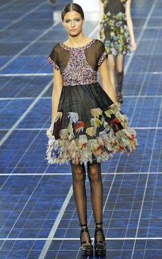 Chanel P-E 2013. Dark and Whimsical.