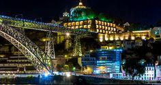 Português faz vídeo completamente arrepiante da Cidade do Porto