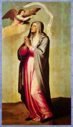 Santa Ana, mãe da Virgem Maria, padroeira dos avós.