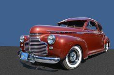 1941 Chevrolet 2 Door Sedan