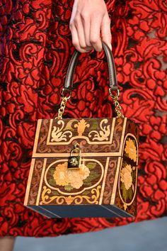 Dolce & Gabbana - Fall 2013 RTW - Brownwhereisblack