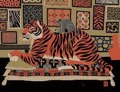 Energia tropicale e riscoperta delle tradizioni tribali: André Ducci - Picame Storyboard, Wild Tattoo, Art Drawings, Digital Art, Behance, Kids Rugs, Comics, Tattoos, Gallery