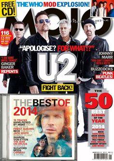 U2 Magazine MOJO n°26- Novembre 2014