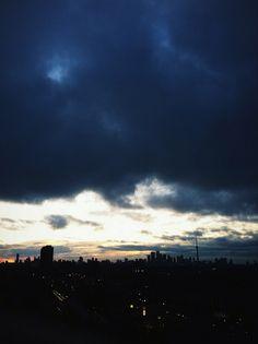 Sunrise in Toronto!
