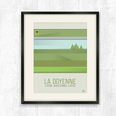 The classics - Liege |  veloposters.com