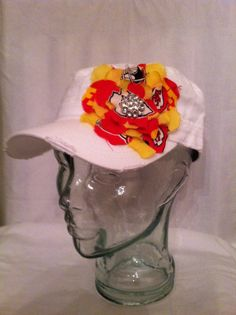Kansas City Chiefs Fan Hat