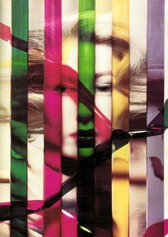 Stunning Fashion Photography by Erwin Blumenfeld in the ~ vintage everyday Andy Warhol, Fine Art Photography, Fashion Photography, Montage Photography, Conceptual Photography, Dada Collage, Foto Art, Vogue Covers, World Of Color