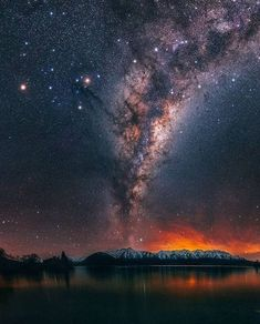 "Life Without Laundry on Twitter: ""-Weekly Awesome Photo: Milky Way ..."
