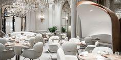 La Galerie | Restaurants et Bar sur l'Avenue Montaigne | Hotel Plaza Athenee Paris