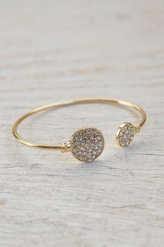 """""""Round & Round"""" Bracelet $18"""
