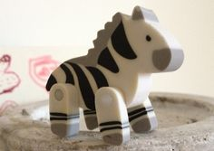 Loved him so much they got him me for my birthday present:) moveable parts zebra eraser !