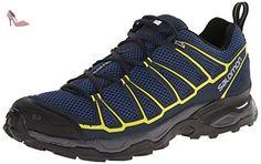 Salomon X Ultra Prime, Chaussures de randonnée homme, Blau (Fjord/Deep Blue/Gecko Green), 40 - Chaussures salomon (*Partner-Link)