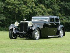 1932 Daimler Double Six 40/50 Martin Walter Sports Saloon