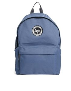 Image 1 of Hype Backpack in Blue Mini Backpack, Backpack Bags, Fashion Backpack, Online Shopping Clothes, Shopping Bag, Hype Bags, Air Force Blue, College Bags, Girls Bags