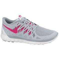 info for 11b42 5d38e Nike Free 5.0 2014 - Women s - Running - Shoes - Cool Grey Vivid Pink