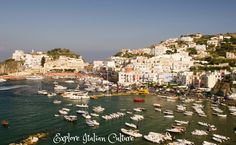 Beautiful Ponza Island is a train and ferry ride from Rome. A haven, and a lovely day out for all the family to escape the crowds on a hot summer's day.