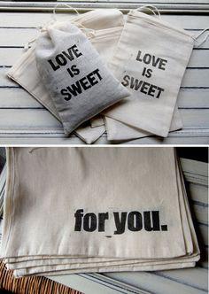 DIY Bag ♥