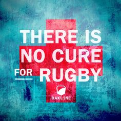 There is no cure for rugby. And thats the way we like it. English Rugby, Irish Rugby, Rugby League, Rugby Players, Rugby Pictures, Rugby Images, Sports Photos, Rugby Rules, Rugby Girls