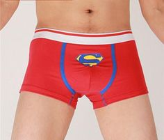 Here is a sneak peak at what's new and fresh at Costbuys today Hot Underwears Me... see for yourself and don't ever doubt again http://www.costbuys.com/products/hot-underwears-mens-shorts-boxers-superman-cotton-panties-male-fiber-man-underpants-brand-gay-solid-comfy-size-m-xl?utm_campaign=social_autopilot&utm_source=pin&utm_medium=pin
