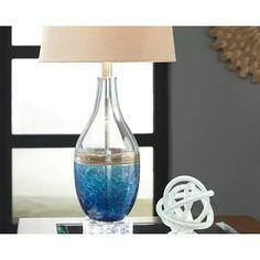 Signature Design By Ashley - Johanna Table Lamp (set of 2)