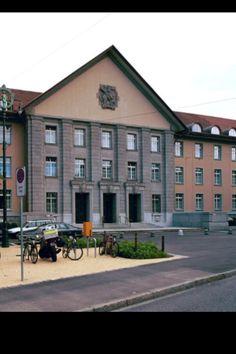 Bezirksgebäude - Zürich