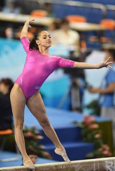 Larisa World Championships all around final Gymnastics Images, Gymnastics Posters, Sport Gymnastics, Artistic Gymnastics, Olympic Gymnastics, Gymnastics Leotards, Romanian Gymnastics, Female Gymnast, Black Gymnast