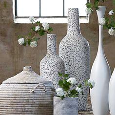 wundervolle blumenvase 63 cm silber metall bodenvase modern art alu vase deco modern. Black Bedroom Furniture Sets. Home Design Ideas