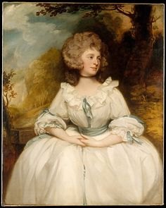 Lady Lemon (1788) by George Romney