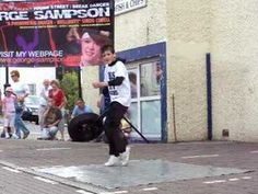 George Sampson At Narberth, Pembrokeshire