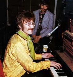 Image result for sgt pepper   recording