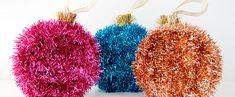 34 Creative DIY Christmas Ornaments