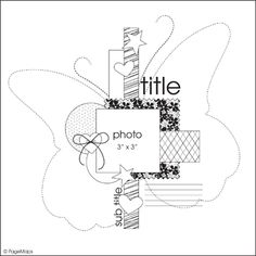 1 square photo