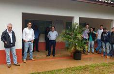 Inauguradas benfeitorias na Fazenda São Manuel da FCA -   No dia 10 de janeiro, os professores João Carlos Cury Saad e Carlos Frederico Wilcken, respectivamente diretor e vice-diretor da Faculdade de Ciências Agronômicas da Unesp, câmpus de Botucatu, inauguraram uma série de benfeitorias realizadas na Fazenda São Manuel, uma das três fazendas ex - http://acontecebotucatu.com.br/educacao/inauguradas-benfeitorias-na-fazenda-sao-manuel-da-fca/