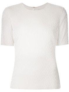 beaded short sleeve top