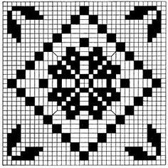 Olá, minhas queridas !!!   Mais um belo exemplo de trabalho em crochet de beleza impar.   Pequenos quadradinhos de crochet, que u...