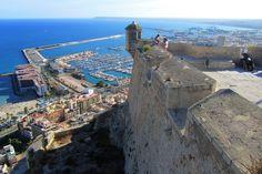 Castillo de Santa Barbara  | Cerca de Zenia Boulevard, Alicante, Spain