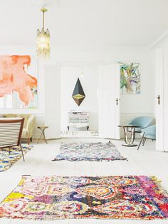 """I've been researchingCopenhagen like crazy and the boutique at the top of my """"must visit"""" list is The Apartment. A colorful concept store curated by Tina Seidenfaden Busck, the s…"""