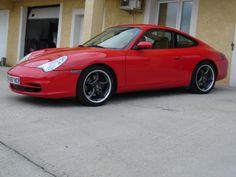 Red Guards - Porsche 911 996 mk2 3.6