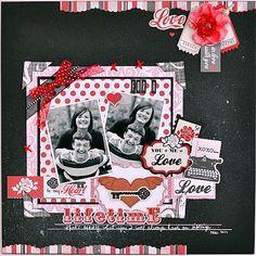 Love for a Lifetime! - Scrapbook.com