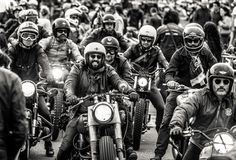 Exhaust smoke, screeching tyres on asphalt surfaces, custom built motorbikes and cafe racers, petrol heads, denim heads, leather heads and occasional meat heads. The open road, freedom, amazing vibes, individuals expressing themselves through their unique…