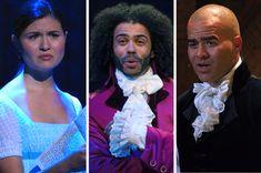 Hamilton Quiz, Hamilton Broadway, Hamilton Musical, Thomas Jefferson Hamilton, Lafayette Hamilton, New Ducktales, Hamilton Costume, Quiz Names, Daveed Diggs