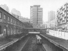 Estación Vasco. 1906_ 1989