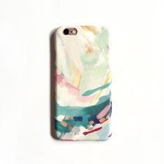 Slim, matte iPhone case.