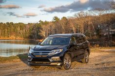 You can never get too much fresh air. Especially when you own a Honda Pilot.