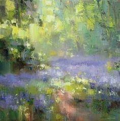 rex preston this would make a great Impressionist quilt Abstract Landscape Painting, Watercolor Landscape, Landscape Art, Landscape Paintings, Watercolor Paintings, Landscapes, Landscape Drawings, Landscape Design, Watercolour